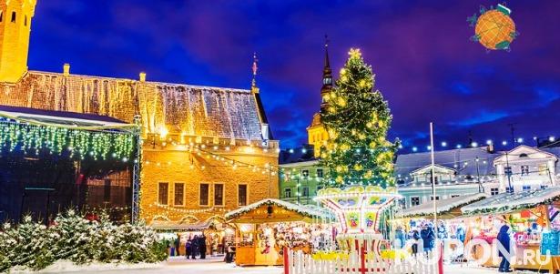 Новый год в Прибалтике от «Петербургского магазина путешествий». Скидка 30%